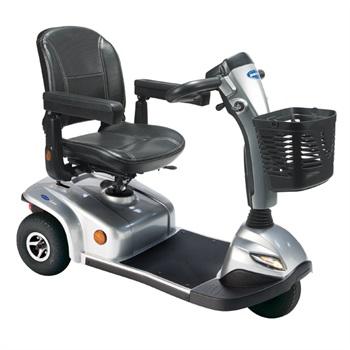 3-hjulet Invacare Leo elscooter - PM Elscooter