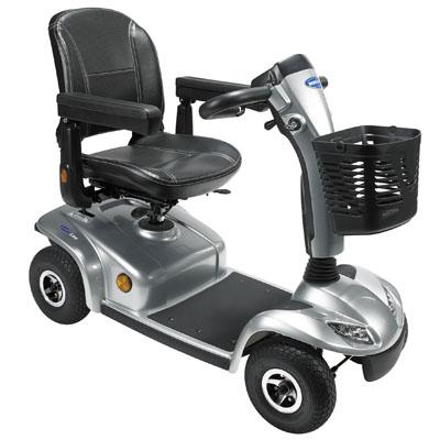 4-hjulet Invacare Leo elscooter - PM Elscooter