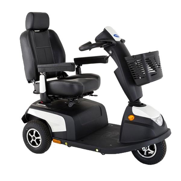 3-hjulet Orion Pro elscooter - PM Elscooter