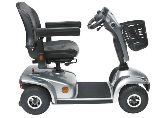 4-hjulet Invacare Leo elscooter - PM Elscooter