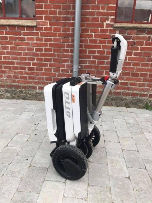 ATTO mobil elscooter omskabt til let bagage - PM Elscooter