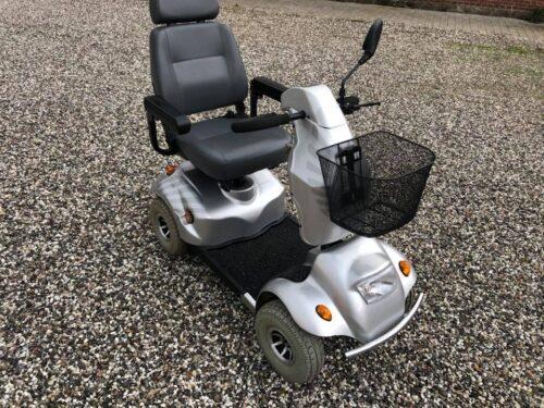 Brugt Dietz elscooter m. nye batterier - PM Elscooter