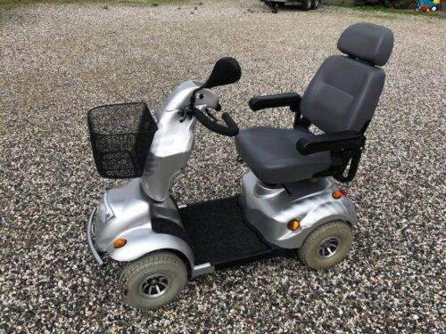 Brugt Dietz elscooter i topstand og m. nye batterier - PM Elscooter