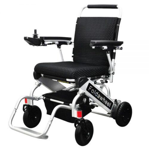 PW999 fleksibel el-kørestol (leje) - PM HelpCare / Hjælpemidler