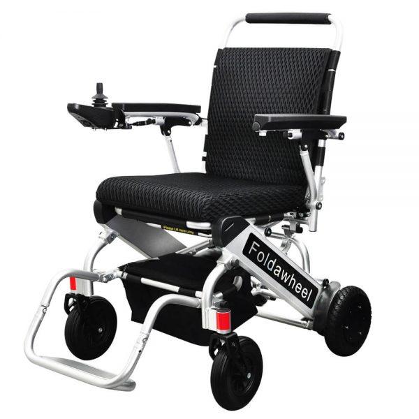 PW999 fleksibel el-kørestol (leje) - PM HelpCare