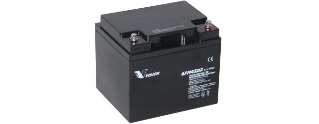 Batteri-Vision-45 AMP-PM Elscooter