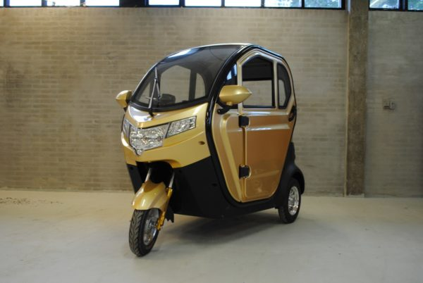 Climacar Comfort Plus - Kabinescooter - PM Elscooter