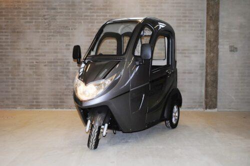 Hyker Climacar Comfort - Kabinescooter - PM Elscooter